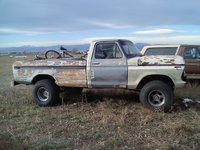 1976 Ford F-150, take ur top off, exterior