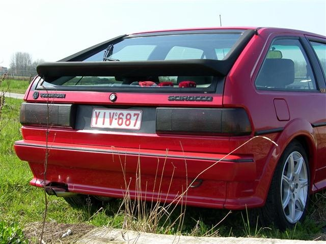 Picture of 1989 Volkswagen Scirocco