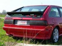 1989 Volkswagen Scirocco Picture Gallery