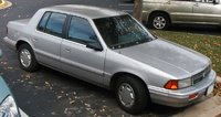 Picture of 1992 Dodge Spirit 4 Dr LE Sedan, exterior