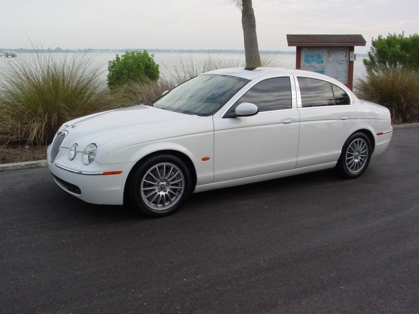 2007 Jaguar S-Type picture