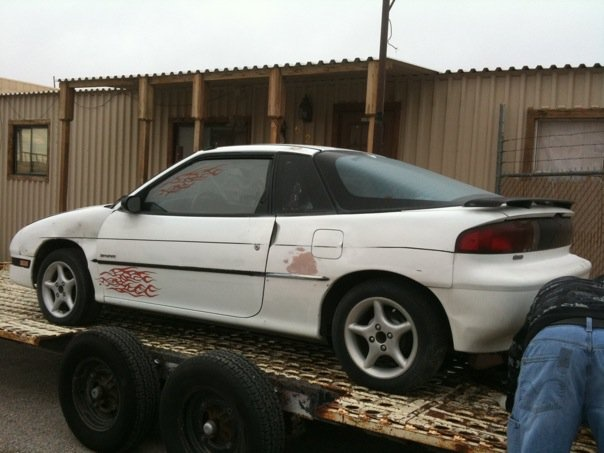 1991 Geo Storm, And left!, exterior, gallery_worthy