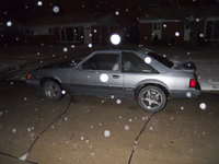 1985 Ford Mustang GT, Winter, exterior, gallery_worthy