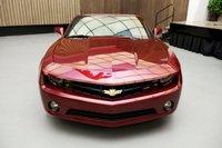 2011 Chevrolet Camaro, Front View, exterior, manufacturer