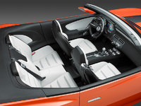 2011 Chevrolet Camaro, Interior View, manufacturer, interior