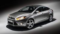 2011 Ford Focus, Front Left Quarter View, exterior, manufacturer