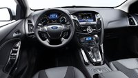 2011 Ford Focus, Interior View, interior, manufacturer