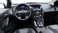2011 Ford Focus, Interior View, interior, manufacturer