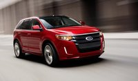 2011 Ford Edge, Front Right Quarter View, exterior, manufacturer