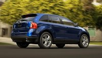 2011 Ford Edge, Back Right Quarter View, exterior, manufacturer