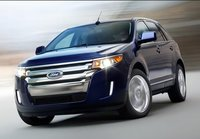 2011 Ford Edge, Front Left Quarter View, exterior, manufacturer, gallery_worthy