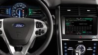 2011 Ford Edge, Interior View, interior, manufacturer