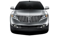 2011 Lincoln MKX, Front View, exterior, manufacturer