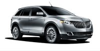 2011 Lincoln MKX, Front Right Quarter View, manufacturer, exterior