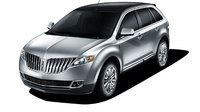 2011 Lincoln MKX, Front Left Quarter View, exterior, manufacturer