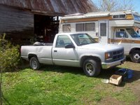 1995 Chevrolet C/K 1500 Reg. Cab 8-ft. Bed 2WD picture, exterior