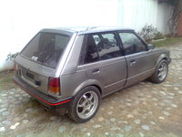 1986 Daihatsu Charade, back, exterior, gallery_worthy