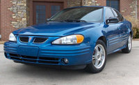 1999 Pontiac Grand Am 4 Dr SE Sedan picture, exterior