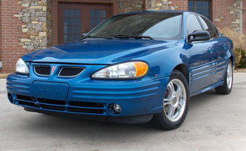 1999 Pontiac Grand Am 4 Dr SE Sedan picture