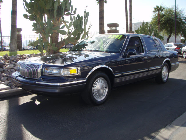 1997 Lincoln Town Car Cargurus