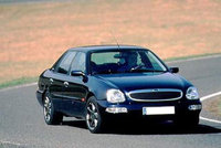 1998 Ford Scorpio Overview