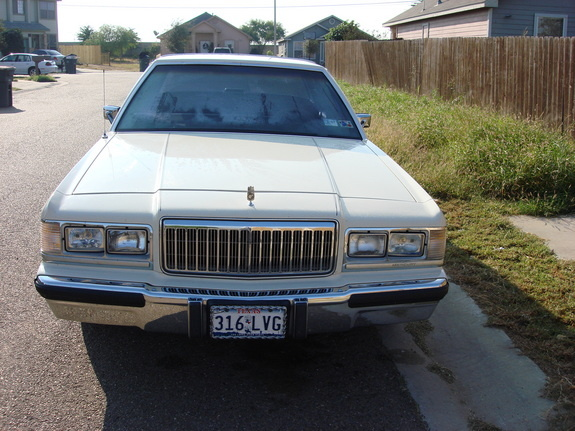 Picture of 1989 Mercury Grand Marquis
