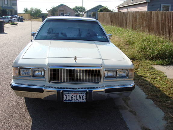 1989 Mercury Grand Marquis picture