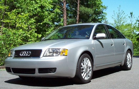 Picture of 2000 Audi A6 2.7T