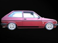 1988 Ford Fiesta Picture Gallery