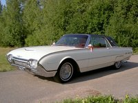 1962 Ford Thunderbird picture, exterior
