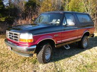 Picture of 1994 Ford Bronco XLT 4WD, exterior