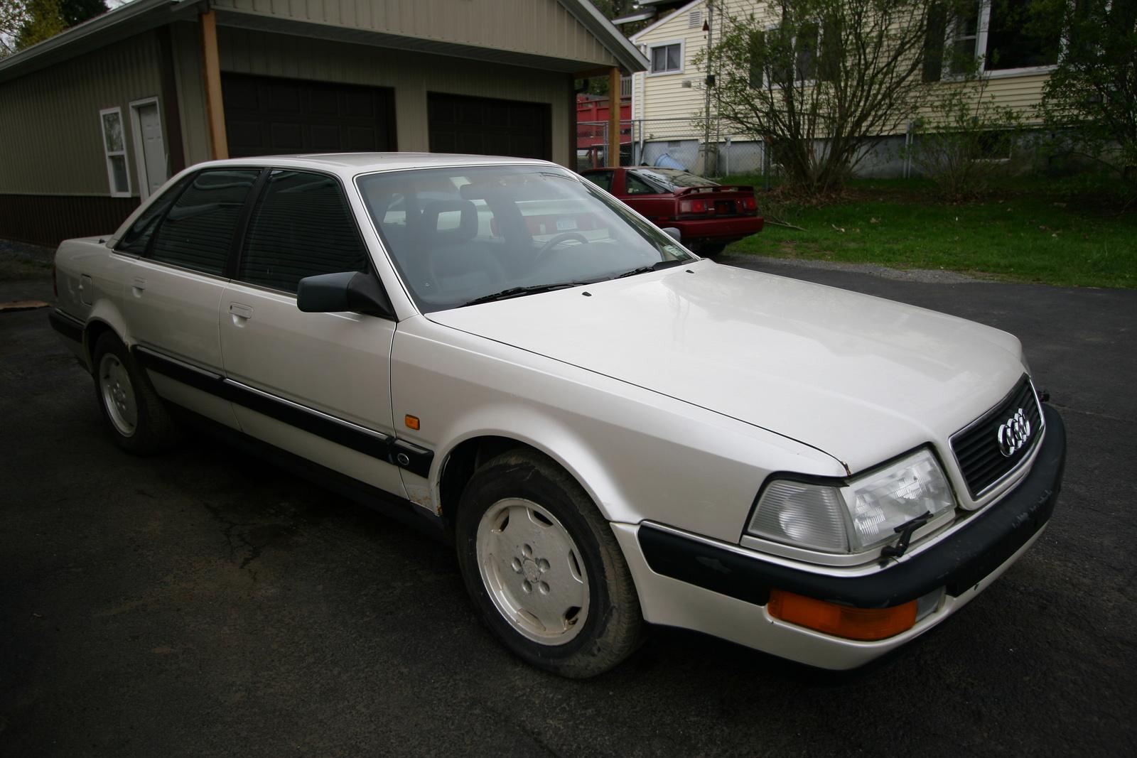 1990 Audi V8 Pictures Cargurus