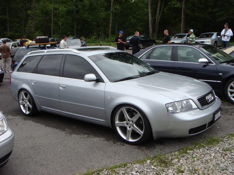 1999 Audi A6 Avant - Pictures