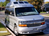 2004 Chevrolet Express G3500 LS Passenger Van Extended, ready to roll, exterior, gallery_worthy