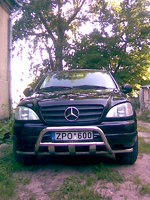 Picture of 2001 Mercedes-Benz M-Class ML320, exterior