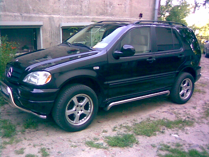 Mercedes benz suv 2001 sexy cars girls entertainment for 2001 mercedes benz ml320