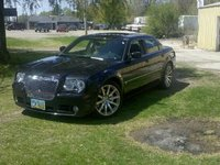 2006 Chrysler 300 SRT-8, new car 300c srt8, exterior