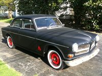 1964 Volvo 122 Overview
