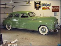 1949 Chrysler New Yorker Overview