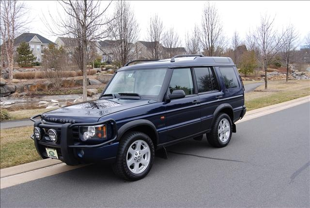 Picture of 2003 Land Rover Discovery HSE