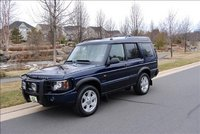 2003 Land Rover Discovery Overview