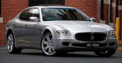 Picture of 2009 Maserati Quattroporte S, gallery_worthy