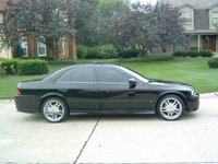 2001 Lincoln LS V8 picture, exterior