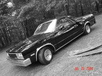 1985 Chevrolet El Camino, my car...... amazing!, exterior