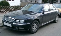 2004 Rover 75 Picture Gallery