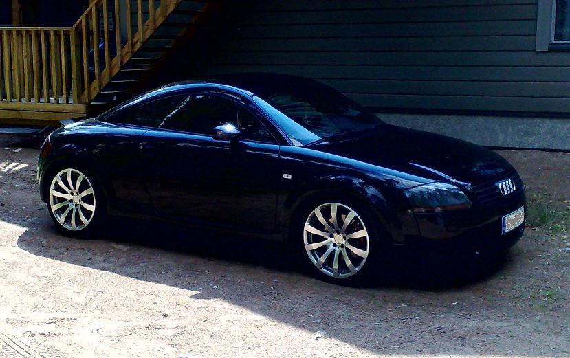 2000 Audi Tt Review