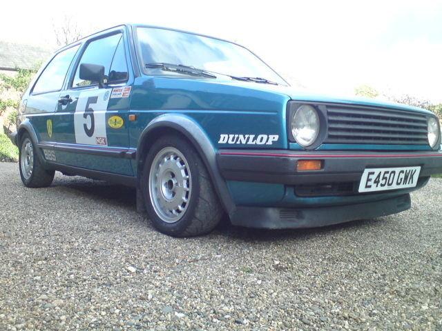 Picture of 1987 Volkswagen Golf