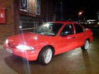 1996 Ford Mondeo, mondeo 16v ztec. dette var serriøst den mest trofaste bilen jeg har hatt. den ble pisket i over 1 år og enda så ville ikke den gi seg:) aldri et eneste motor problem med denne bilen....