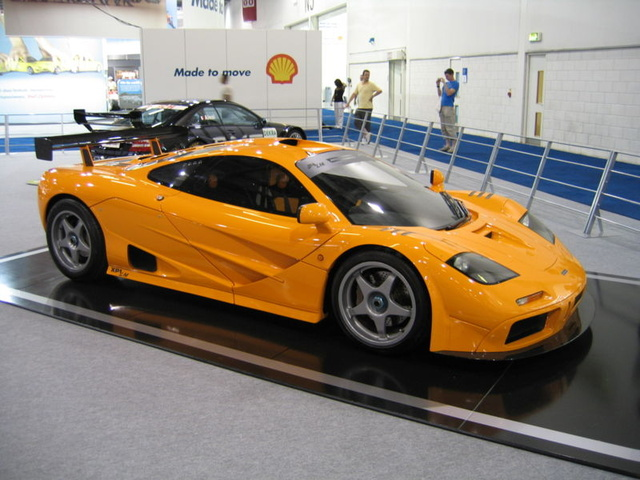Picture of 1997 McLaren F1 GTR, exterior