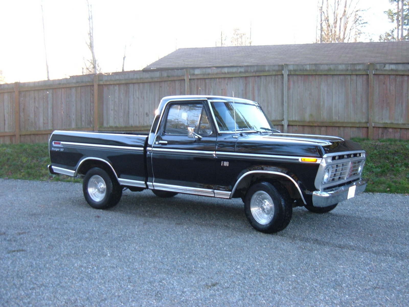 1973 Ford F-100 picture, exterior
